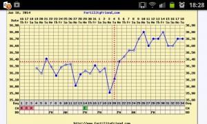 W/e 14th Feb Chart