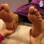 Fertility Reflexology - Pelvic Hold