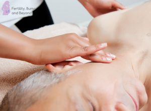 Lymphatic Drainage Massage - Draining towards Lymph Nodes