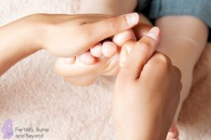 Reflexology - Pitutary Gland Knuckling